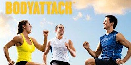 2020 Maribyrnong Get Active! Expo - Body Attack 'come & try' (West Footscray) tickets