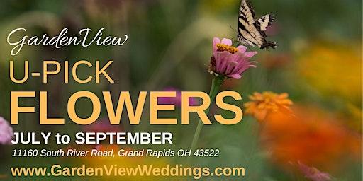 U-Pick Flower Garden