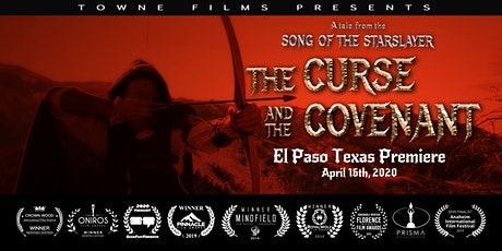 """""""The Curse and the Covenant"""" Premiere tickets"""