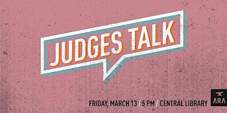 Judges Talk tickets
