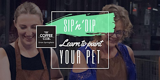 Orion Springfield - Learn to paint your pet 'Andy Warhol style'