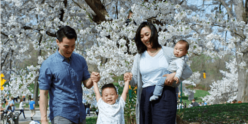 Complimentary Cherry Blossoms & Blooms Photo Sessions on Roosevelt Island!