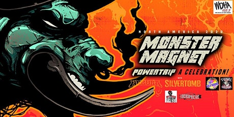 Monster Magnet: Powertrip Celebration. Discount tickets from The Red Room tickets