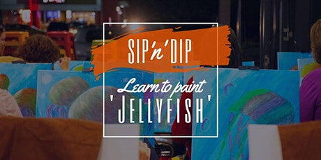 Moselles Springfield - Grab a glass of wine and learn to paint 'Jellyfish'! tickets