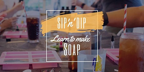 Coorparoo Degani - Grab a glass of wine and learn how to make soap! tickets