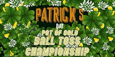 Pot of Gold - Ball Toss Championship tickets