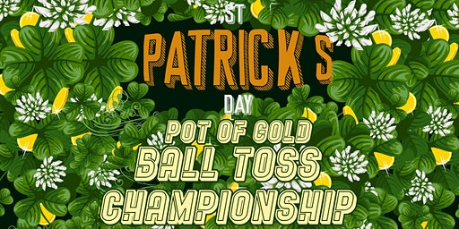 Pot of Gold - Ball Toss Championship