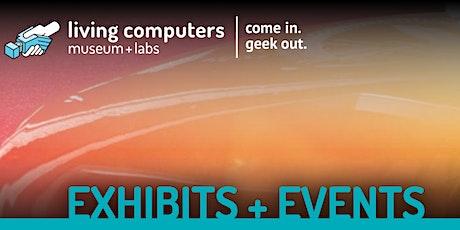DCWW Living Computers Museum Presentations - Feb 2020 tickets