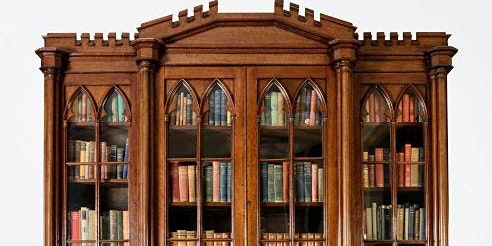 The Red Gum Bookcase: SA's earliest piece of furniture