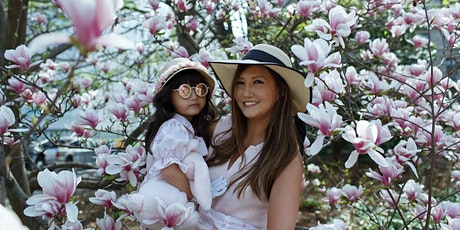 Complimentary Cherry Blossoms & Blooms Photo Sessions in Philly! tickets