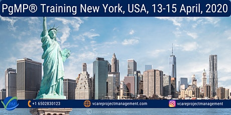 Program Management Training | New York | New Jersey | April | 2020 tickets