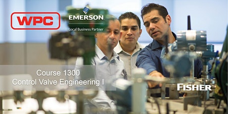 1300 Control Valve Engineering School - Hallam tickets