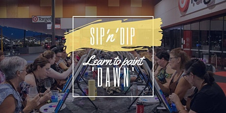 Arizona Redbank - Grab a glass of wine and learn to paint 'Dawn'! tickets