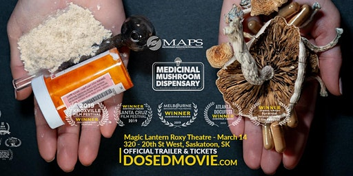 DOSED Documentary - March 14th with Q&A at the Magic Lantern Roxy Theatre!