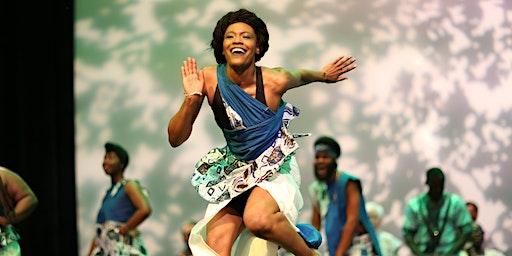 Halisi African Dance Workshop