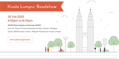City Architecture for Tomorrow Roadshow (Kuala Lumpur) tickets