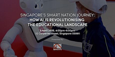 Singapore's Smart Nation Journey: How AI is Revolutionising the Educational Landscape tickets