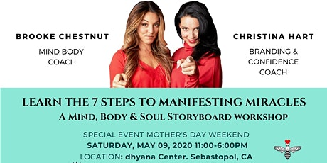 A JOURNEY THROUGH MOVEMENT, MEDITATION & MIRACLES tickets