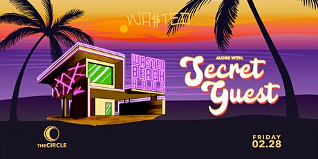 Wasted Presents: Wasted Beach Haus tickets