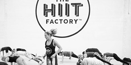 The HIIT Factory Werribee FREE SESSION tickets