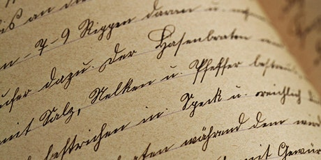 Handwriting Analysis - How to Interpret Graphic Expression - 8 sessions tickets