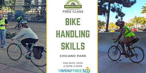 Bike Handling Skills