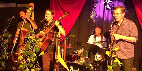 Adrian West Band at Pianofight tickets