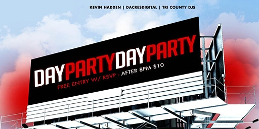 Day Party Day Party Spring Break Edition