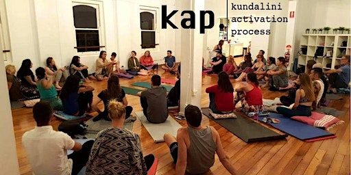 Kundalini Activation Process - Raise your Vibration Workshop