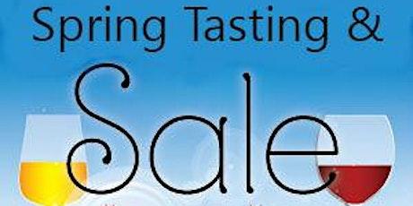 2020 Wine & Spirit Warehouse Spring Tasting & Sale tickets