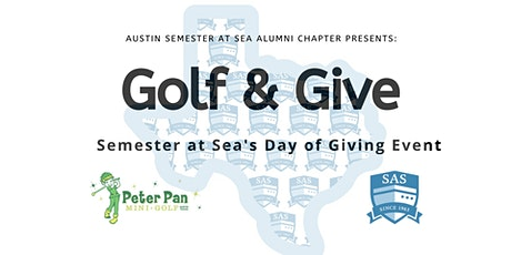 Golf & Give: Austin SAS Alumni Chapter's Day of Giving Event tickets