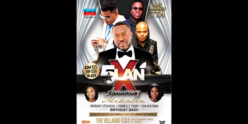 5Lan X Anniversary Party