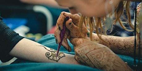 Beginners Henna Body Art Workshop tickets