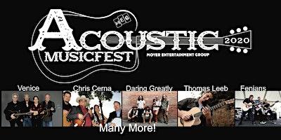 MEG Acoustic Music Festival