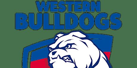 2020 Maribyrnong Get Active! Expo - Western Bulldogs Junior Football Clinic (West Footscray) tickets