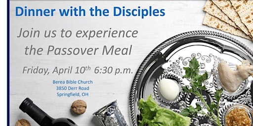 Berea Bible Church - Dinner With The Disciples