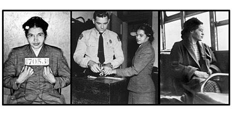 Rosa Parks Exhibition & Library of Congress Guided Tour - CANCELLED tickets