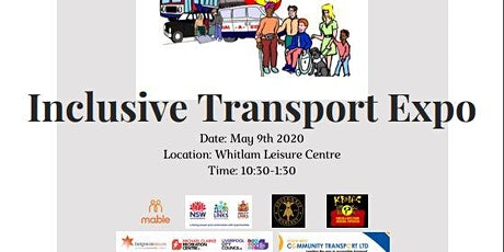Inclusive Transport Expo tickets
