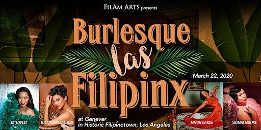 Burlesque Las FilipinX