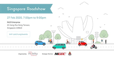 City Architecture for Tomorrow Roadshow (Singapore) tickets
