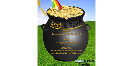 Luck & Paint Party tickets