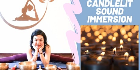 Candlelit Sound Immersion tickets