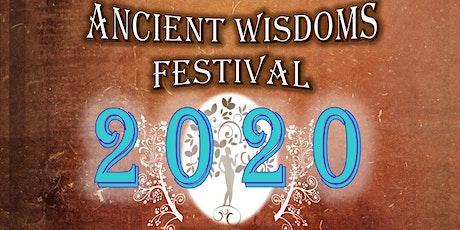 Ancient Wisdoms Festival 2020 tickets