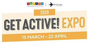 2020 Maribyrnong Get Active! Expo - Expo Launch Event...