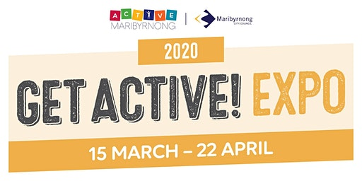 2020 Maribyrnong Get Active! Expo - Expo Launch Event (Braybrook)