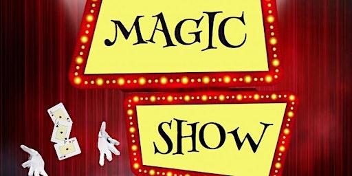 NEWBY MAGIC PRESENTS:  THE MAGIC SHOW AT THE MAGIC LAMP