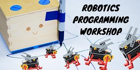 Robotics Programming Workshop at Buangkok [4-7 Y.O] tickets