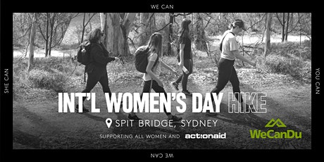 International  Women's Day: Spit to Manly Hike // SYD tickets