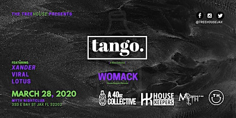 The TreeHOUSE Presents: TANGO (A 40oz Collective) at Myth | 03.28.20 tickets