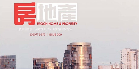 Perth Asian Property Industry Networking - Epoch Home and Property Magazine tickets
